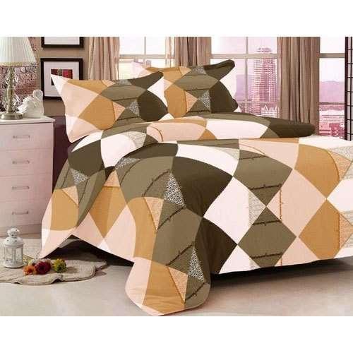 Satin Print Bed Sheet Manufacturers