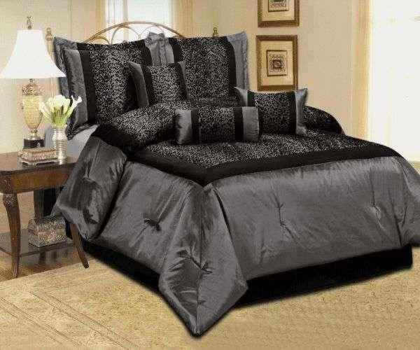 Satin Print Comforter Set Manufacturers