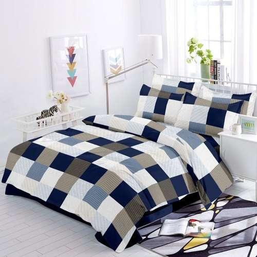 绸缎印花床单 制造商