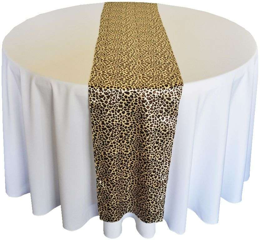 Satin Printed Table Runner Manufacturers