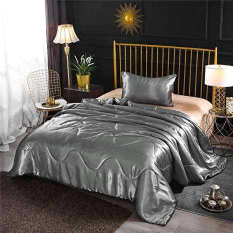 Satin Quilted Bedding Set Manufacturers