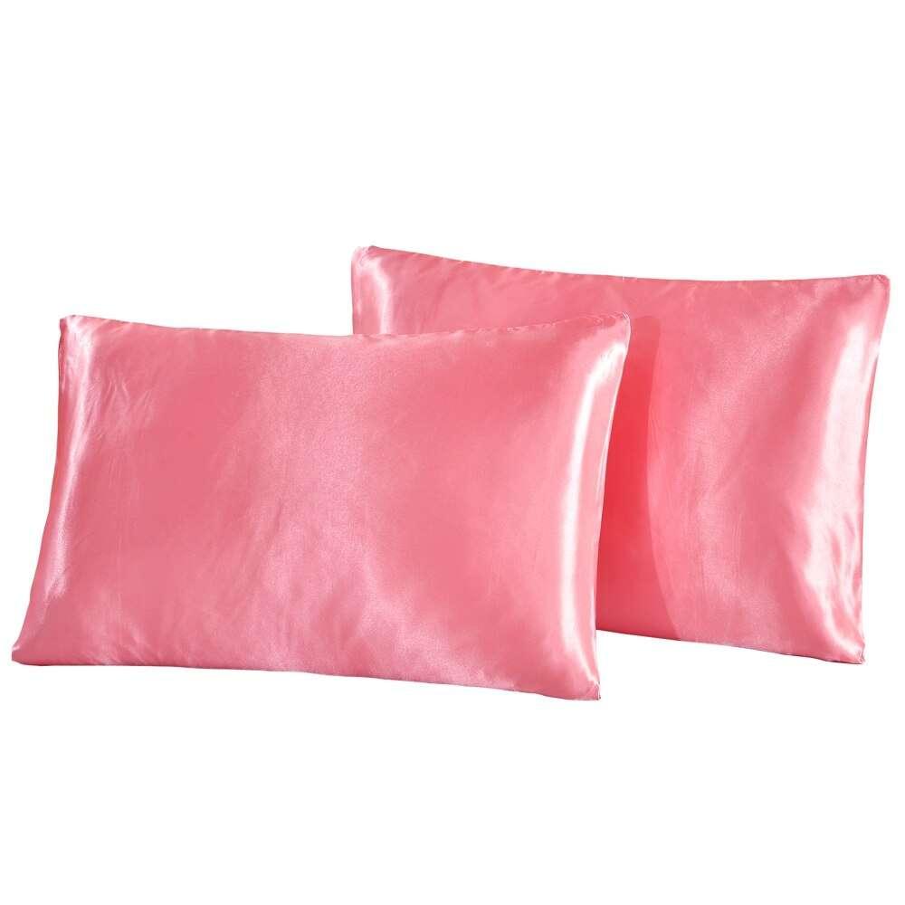 绸缎真丝枕套 制造商
