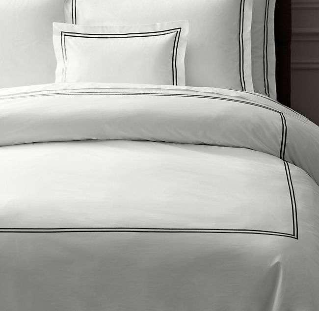 缎纹拼接床罩 制造商