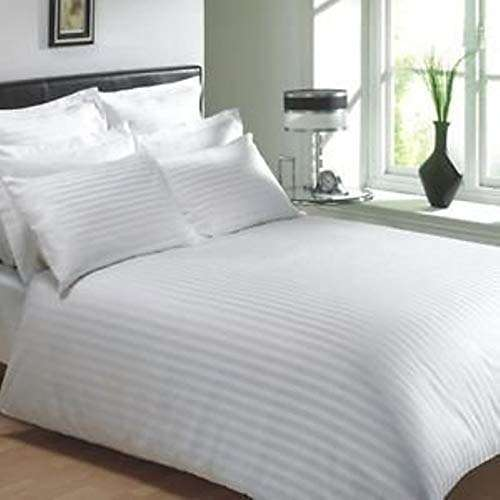 Satin Stripe Bed Cover Manufacturers