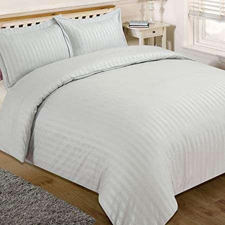 Satin Stripe Duvet Cover Manufacturers