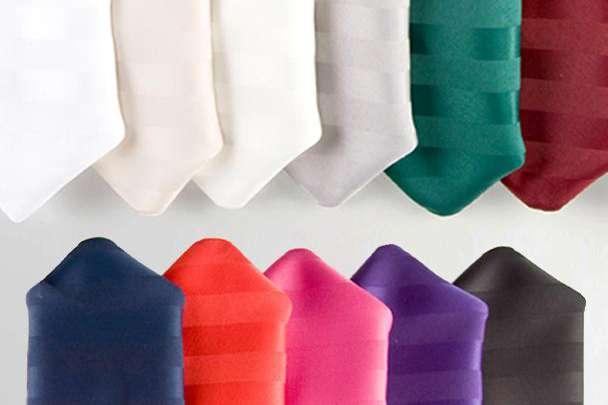 Satin Stripe Napkin Manufacturers