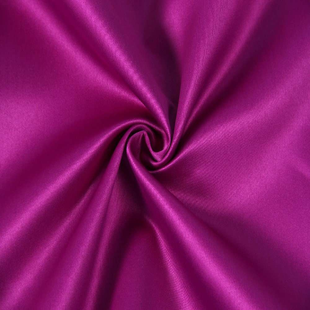 Satine Polyester Fabric Manufacturers