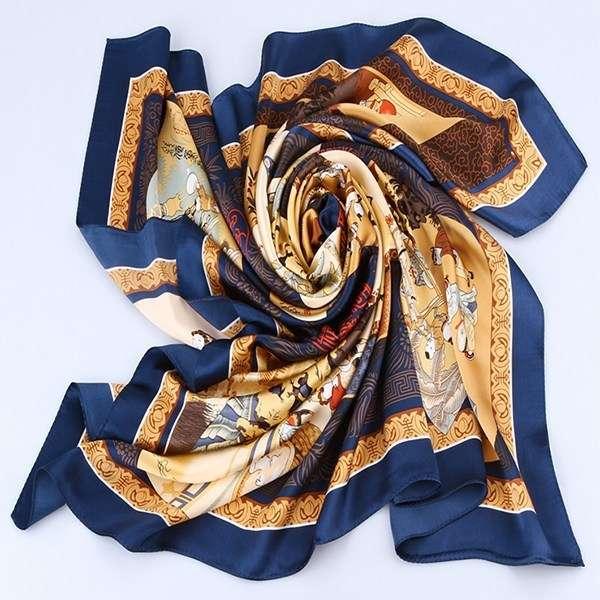 围巾方巾 制造商