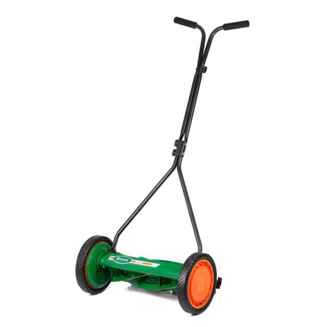Scott Reel Mower Manufacturers