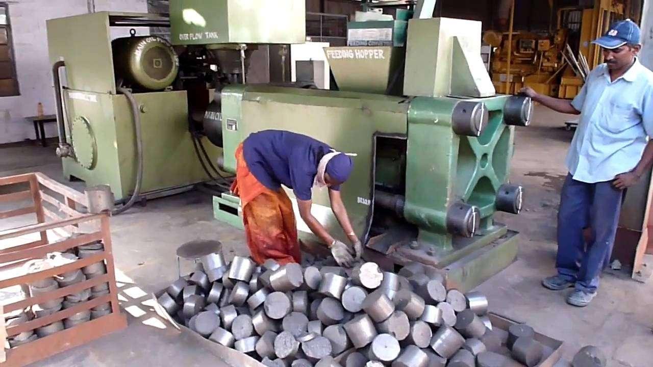 Scrap Briquetting Pres Manufacturers