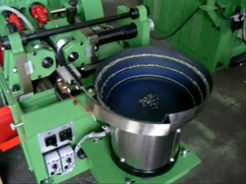 Screw Thread Rolling Machinery Manufacturers