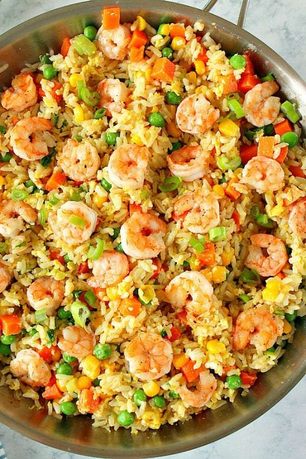 Seafood Fried Rice Manufacturers