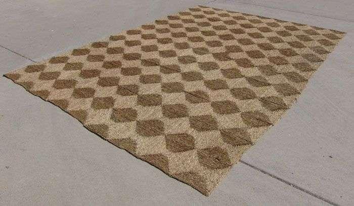 海草地毯垫 制造商