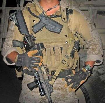 Seal Team Equipment Manufacturers