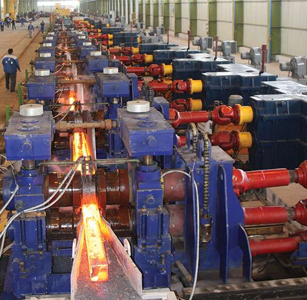 Section Steel Rolling Mill Manufacturers