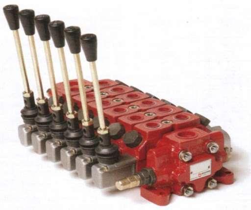 分段液压控制阀 制造商