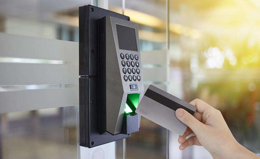 Security Access Control Manufacturers
