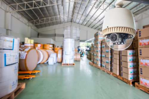 Security Camera Warehouse Manufacturers