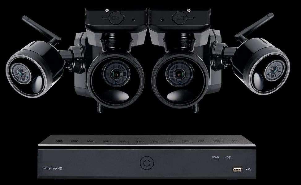 安防摄像机系统 制造商