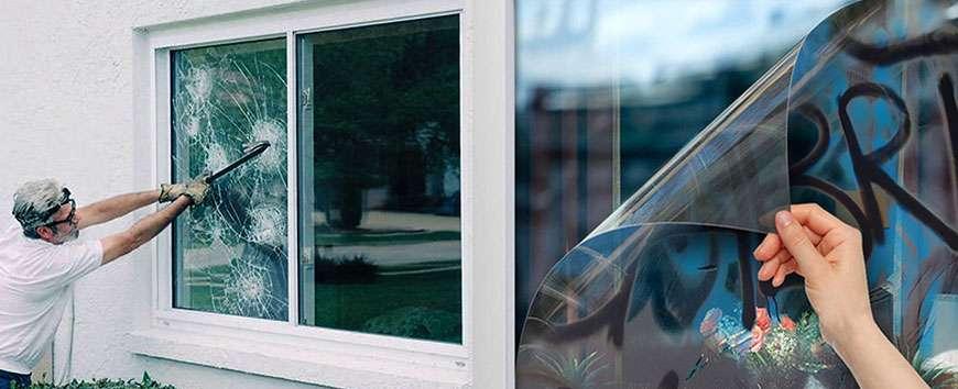 防盗窗膜 制造商