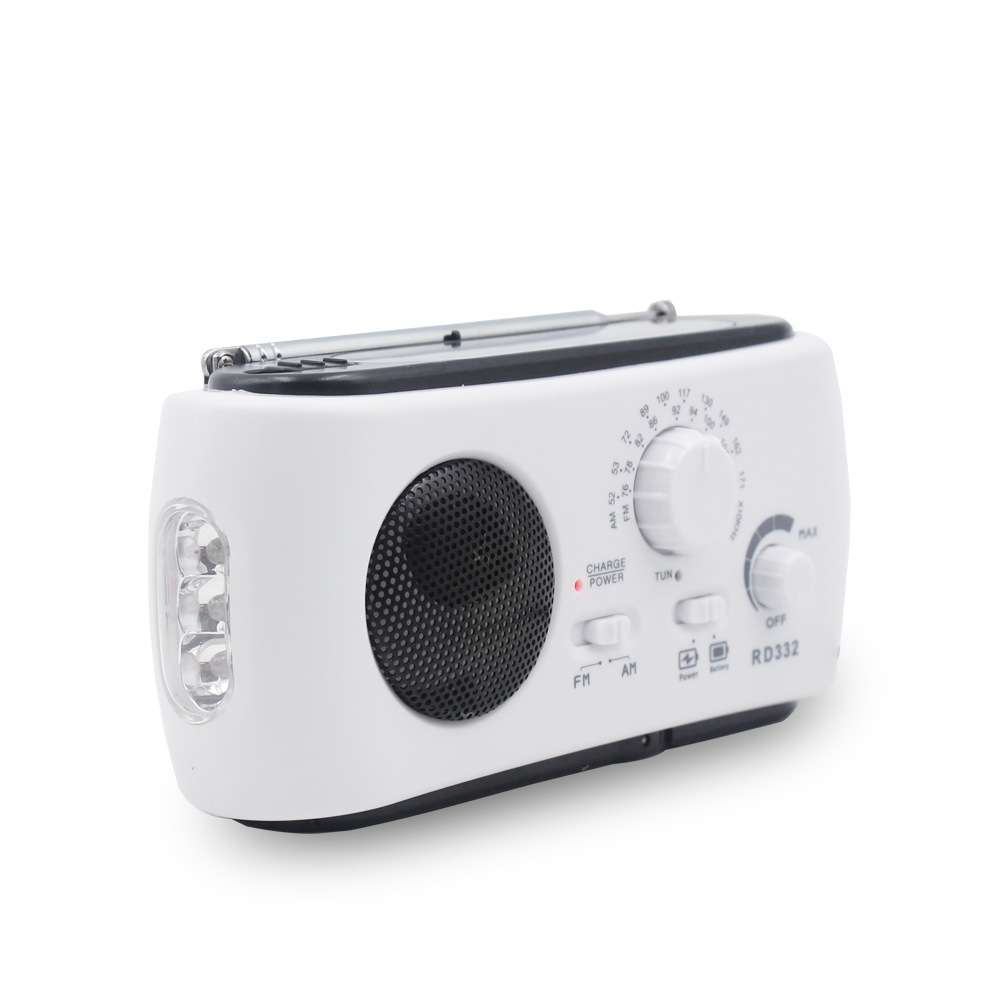 Self Charging Radio Manufacturers