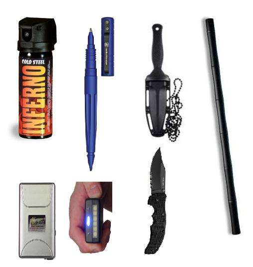 Self Protection Equipment Manufacturers