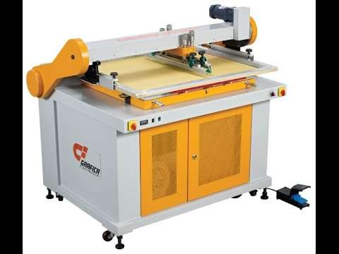 Semi Automatic Screen Printing Machine Manufacturers