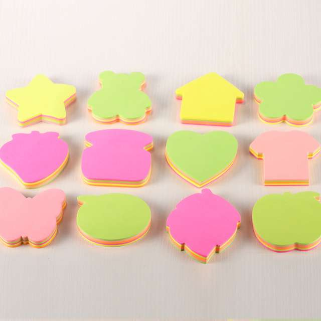 Shaped Sticky Note Manufacturers
