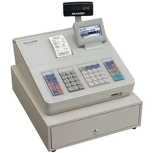 Sharp Cash Register Manufacturers