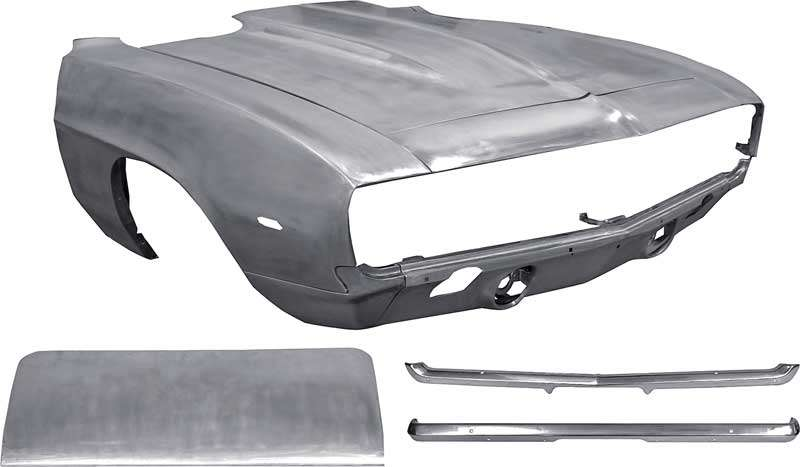 Sheet Metal Body Panel Manufacturers