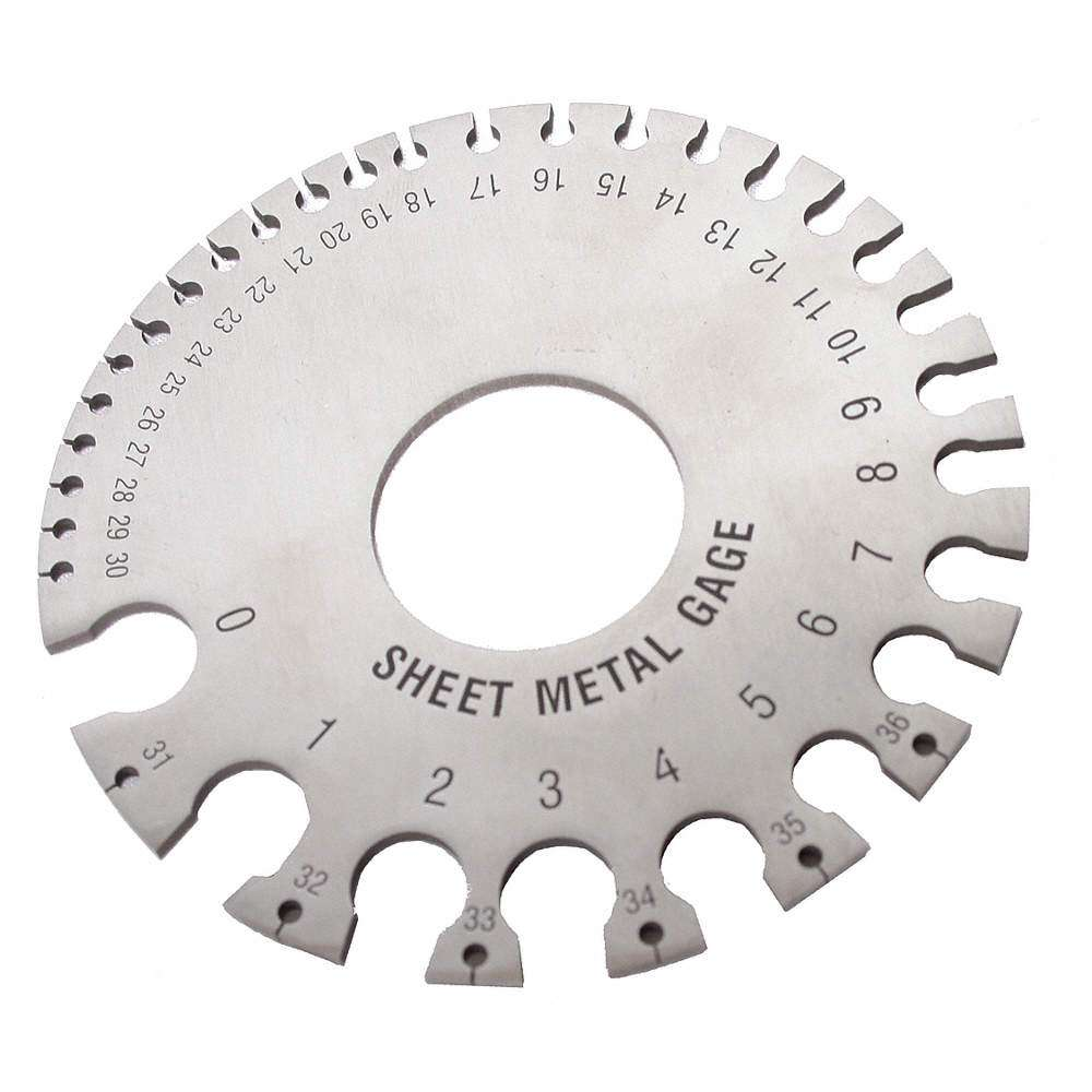 Sheet Metal Gauge Tool Manufacturers