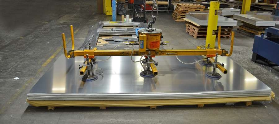 Sheet Metal Lifting Equipment Importers