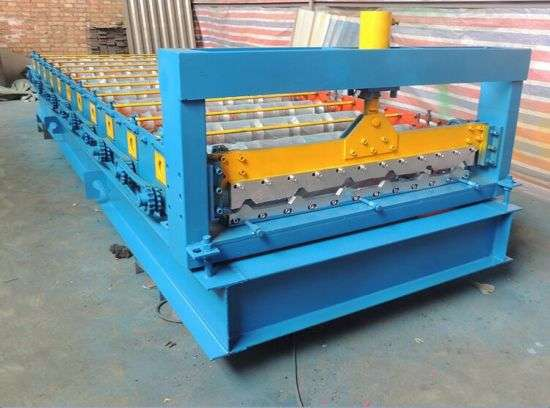 Sheet Metal Roll Forming Machinery Manufacturers