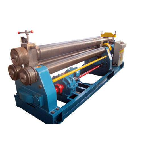 Sheet Metal Rolling Equipment Manufacturers