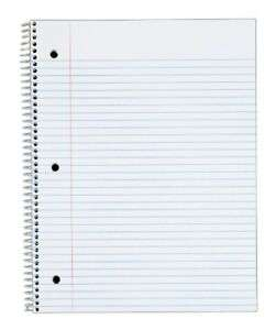 Sheet Note Book Manufacturers