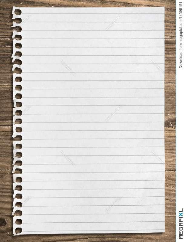 Sheet Notebook Paper Manufacturers