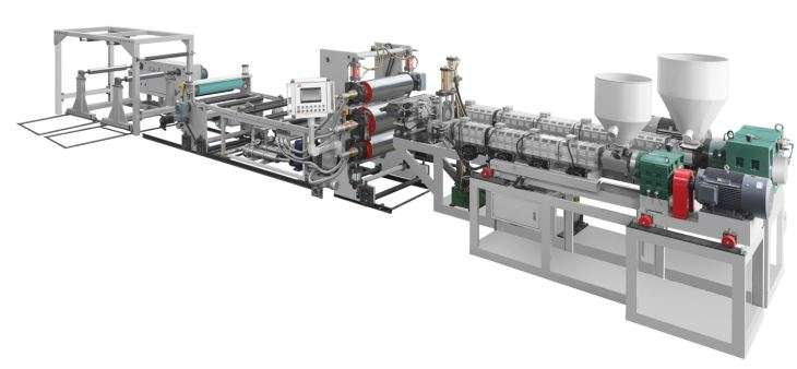 Sheet Plate Extrusion Line Manufacturers