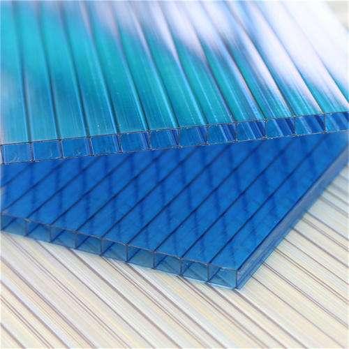 聚碳酸酯薄板空心 制造商