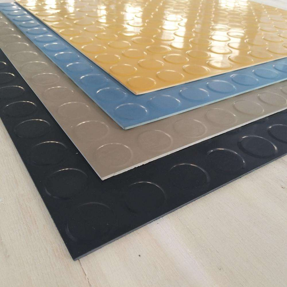 Sheet Rubber Flooring Manufacturers