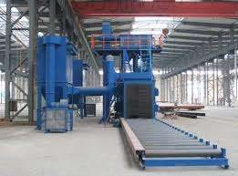 Sheet Shot Blasting Machine Importers
