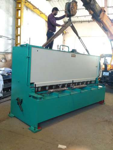 Sheet Steel Cutting Machine Importers
