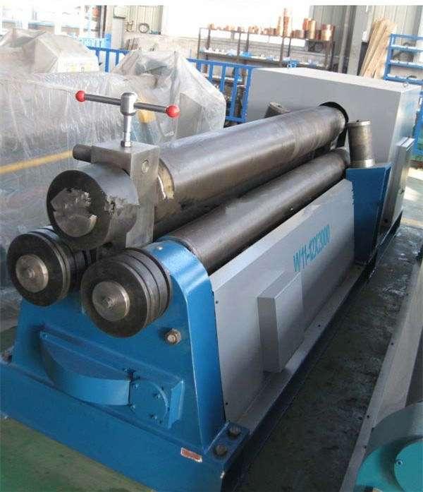Sheet Steel Machine Manufacturers