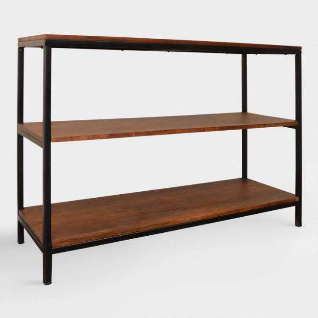 Shelf Metal Wood Manufacturers