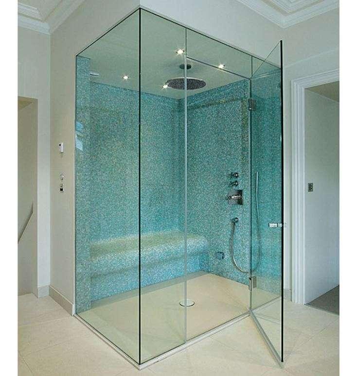 淋浴房钢化玻璃 制造商