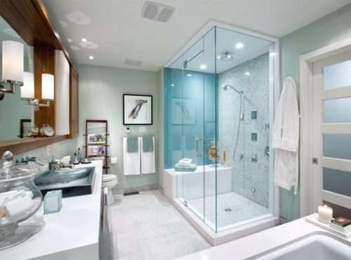Shower House Steam Manufacturers