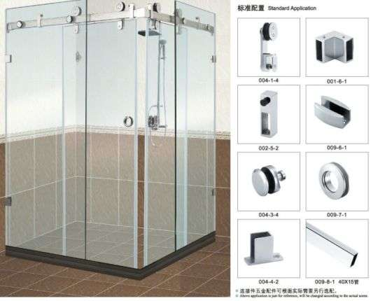 淋浴房门配件 制造商