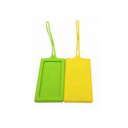 Silicon Bag Tag Manufacturers