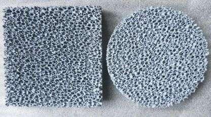 碳化硅陶瓷泡沫过滤器 制造商