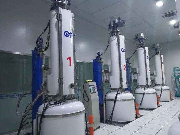 硅晶体炉 制造商