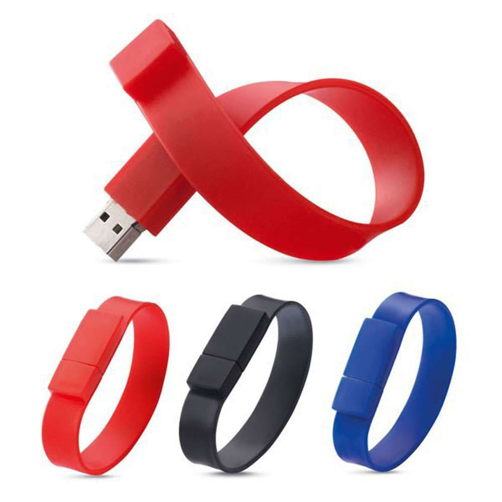 Silicon Usb Wristband Manufacturers